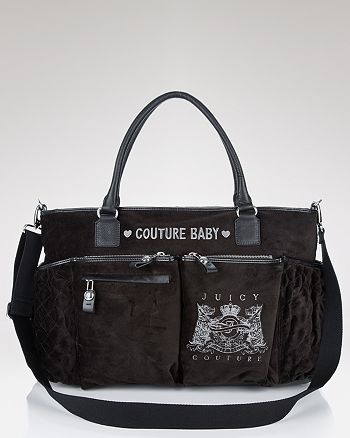 Juicy Couture Diaper Bag