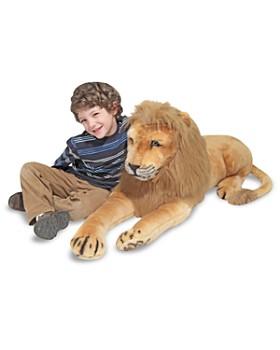 Melissa & Doug - Plush Lion - Ages 3+