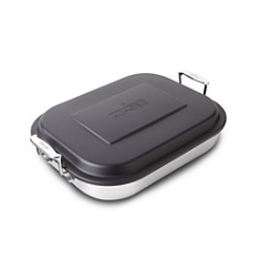 All-Clad - Stainless Steel Covered Lasagna Pan