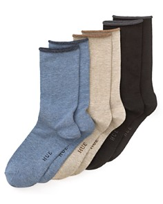 HUE Jean Socks - Bloomingdale's_0