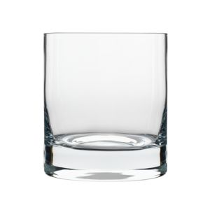 Luigi Bormioli Classico Double Old Fashioned Glass, Set of 4