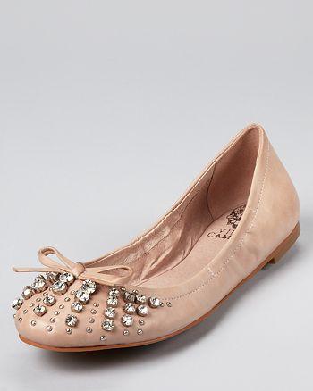 VINCE CAMUTO - Friso Rhinestone Ballet