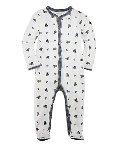 Ralph Lauren Boys' Layette Printed Footie - Baby - Bloomingdale's_0