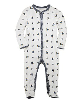 Ralph Lauren - Boys' Layette Printed Footie - Baby