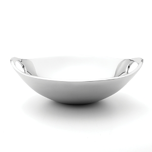 Nambe Handled Bowl, 10