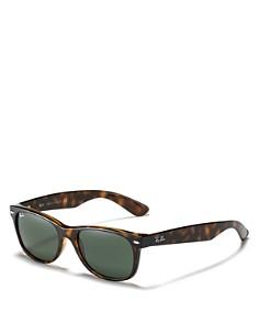 Ray-Ban - Unisex Polarized New Wayfarer Sunglasses, 56mm