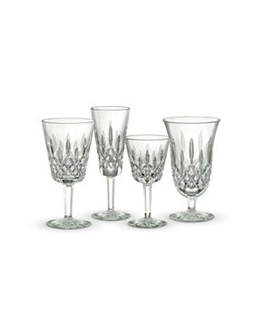 Waterford - Lismore Stemware Collection