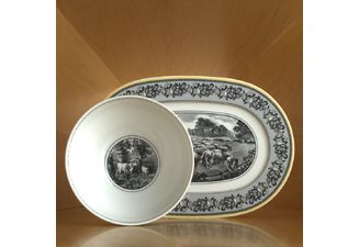 Villeroy Boch Audun Ferme 13 25 Oval Platter Bloomingdale S