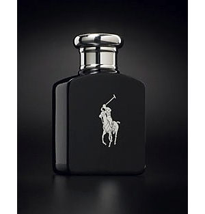 Ralph Lauren Fragrance Polo Black Eau de Toilette 4.2 oz.