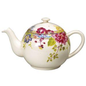 Gien France Mille Fleur Teapot