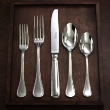 Lyrique Pierced Serving Spoon