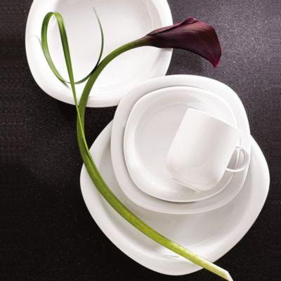Suomi White Bread & Butter Plate