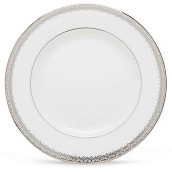 "Lenox - ""Lace Couture"" Salad Plate"