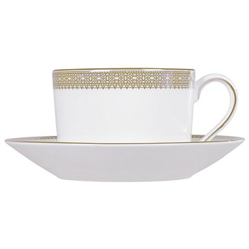 Wedgwood - Vera Lace Gold Teacup