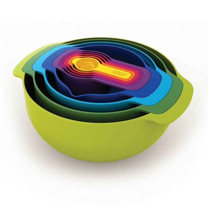 Joseph Joseph - Nest Plus 9 Cups and Bowls Set