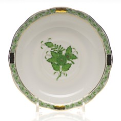 Herend Chinese Bouquet Tea Saucer, Green - Bloomingdale's_0