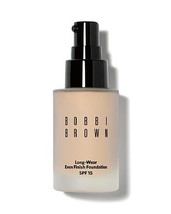 Bobbi Brown - Long-Wear Even Finish Foundation SPF 15