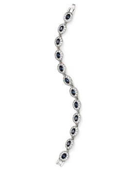 Carolee - Oval Stone Bracelet