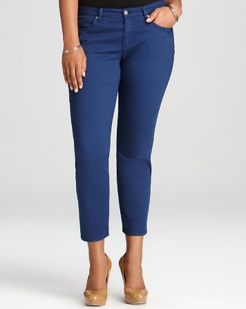 $Eileen Fisher Plus Colored Jeans - Bloomingdale's