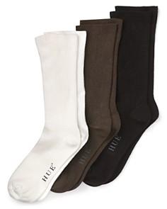 HUE Relaxed Top Socks - Bloomingdale's_0