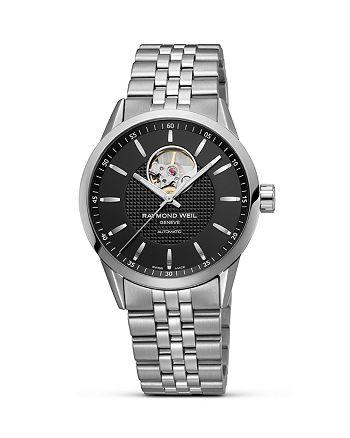 Raymond Weil - Freelancer Stainless Steel Watch, 42mm