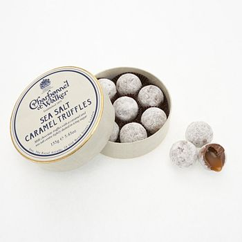 Charbonnel et Walker - Sea Salt Caramel Truffles