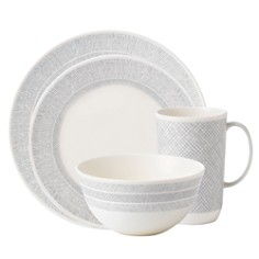 Vera Wang Wedgwood Simplicity 4-Piece Place Setting - Bloomingdale's Registry_0