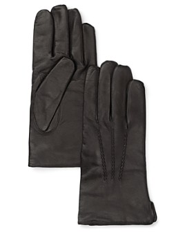 The Men's Store at Bloomingdale's - Cashmere Lined Leather Gloves - 100% Exclusive