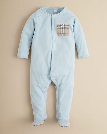b4160858de3d4 Burberry - Infant Boys  Elvis Footie - Sizes 1-12 Months