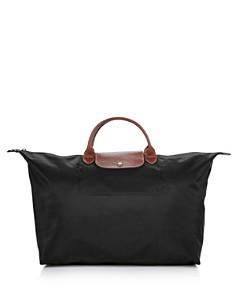 Longchamp - Le Pliage Nylon Weekender