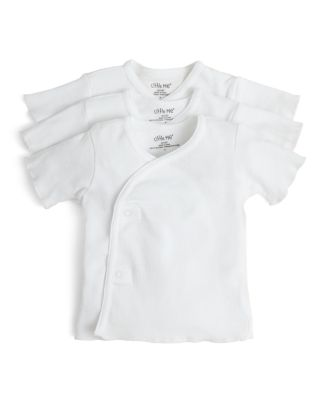 a1efb75b Little Me Unisex Side-Snap Shirt, 3 Pack - Baby | Bloomingdale's