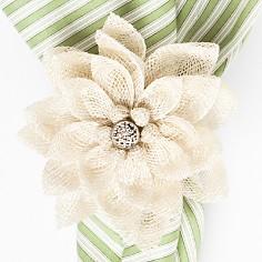 Juliska Dahlia Napkin Ring - Bloomingdale's Registry_0