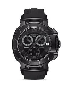 Tissot - Tissot T-Race Men's Black Quartz Chronograph Sport Watch, 50mm