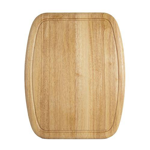 "Architec - Luxe Rubberwood Cutting Board, 16"" x 20"""