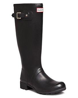 Hunter - Women's Original Tour Packable Rain Boots