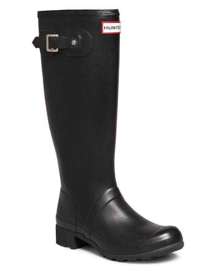7b06ba497a51a Hunter - Women s Original Tour Packable Rain Boots
