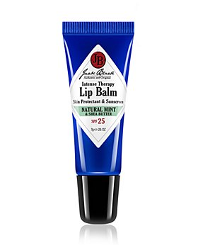 Jack Black - Natural Mint & Shea Butter Intense Therapy Lip Balm SPF 25