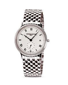 Frederique Constant Slimline Quartz Watch, 37mm - Bloomingdale's_0