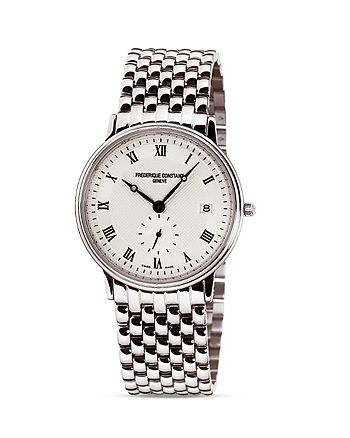 Frederique Constant - Slimline Quartz Watch, 37mm