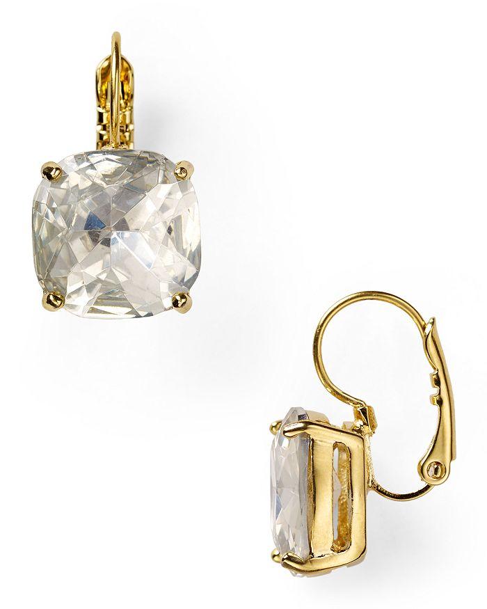 kate spade new york - Square Leverback Earrings