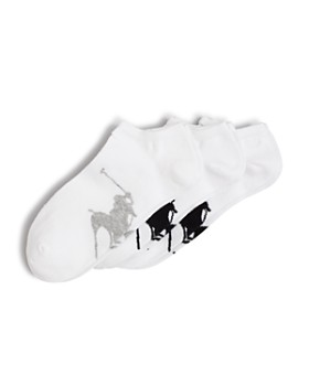 Polo Ralph Lauren - Big Polo Player Socks, Pack of 3