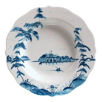 Juliska - Country Estate Delft Blue Pasta/Soup Bowl Boathouse