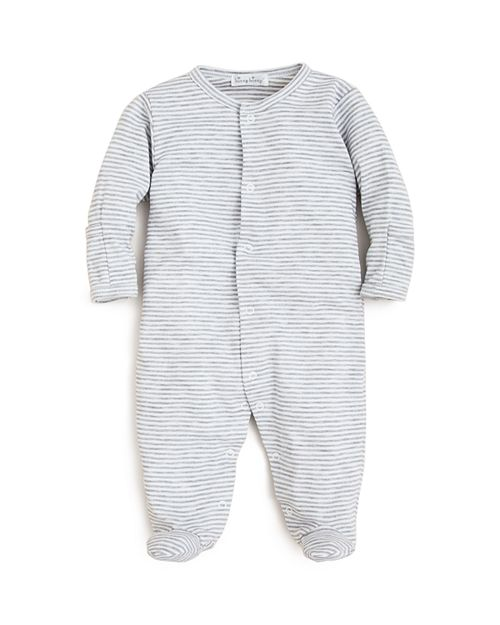 Kissy Kissy - Unisex Essential Striped Footie - Baby
