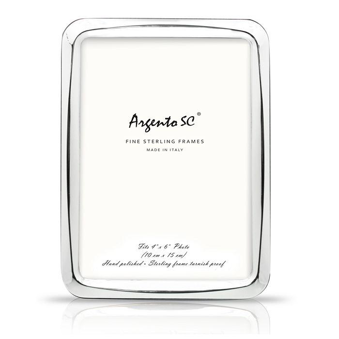 "Argento SC - Modern Frame, 4"" x 6"""
