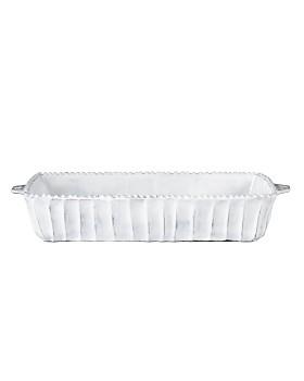 VIETRI - Vietri Incanto Stripe Medium Rectangular Baking Dish