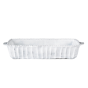 Vietri Incanto Stripe Medium Rectangular Baking Dish