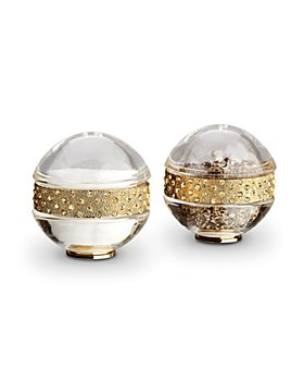L'Objet - L'Objet Spice Jewels Pave Band Salt & Pepper Shakers