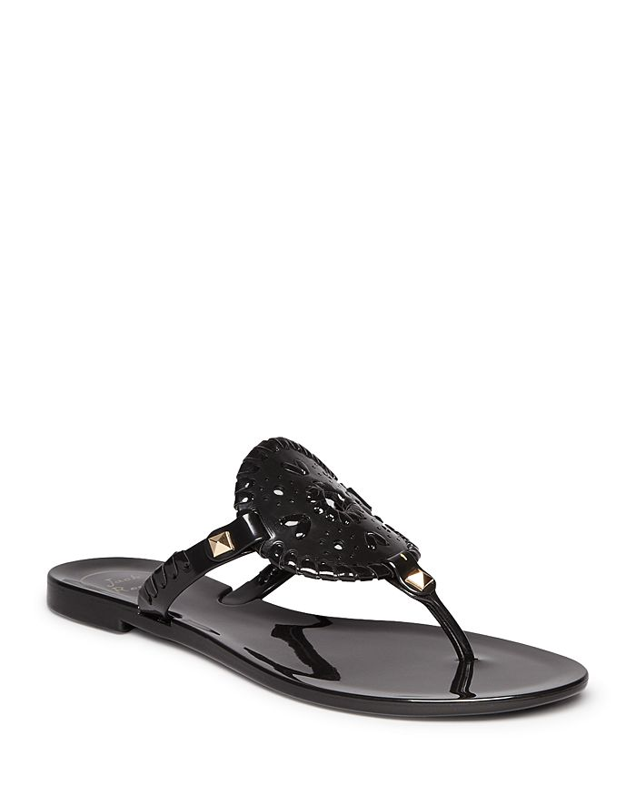 10a3276c8d5 Jack Rogers - Women s Georgica Jelly Thong Sandals