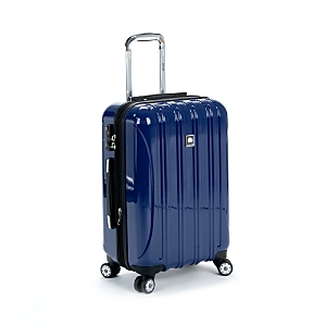 Delsey Helium Aero International 19 Carry On Expandable Spinner Trolley