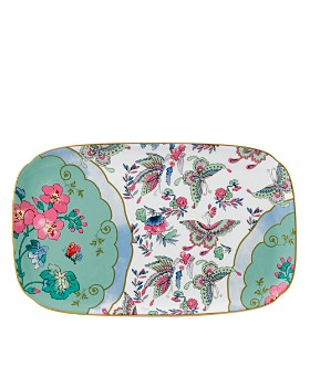Wedgwood - Butterfly Bloom Sandwich Tray